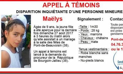 Δραματικό τέλος: Εντοπίστηκε η σορός της 9χρονης που είχε εξαφανιστεί στις Γαλλικές Άλπεις