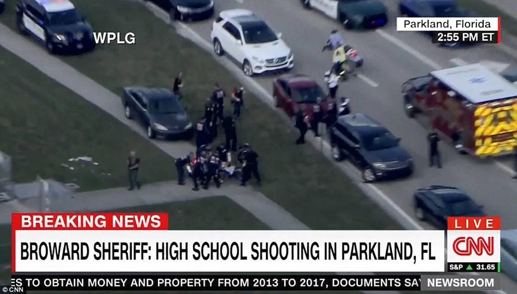 Συναγερμός στις ΗΠΑ: Πυροβολισμοί σε σχολείο στη Φλόριντα - Τουλάχιστον 20 τραυματίες (pics+vid)