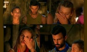 Survivor2: «Λύγισαν» με το δράμα της Πήχου: «Το αγόρι μου δε ζει πια ήρθα εδώ για εκείνον»