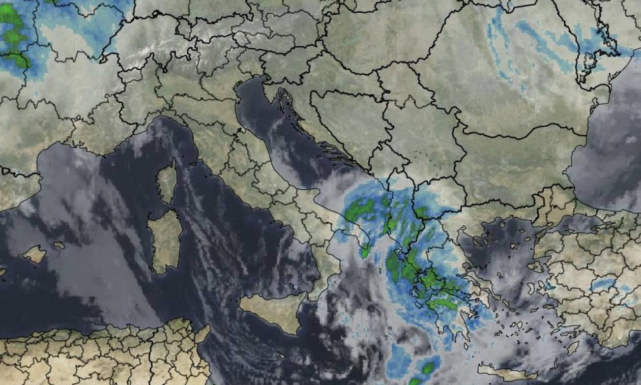 Προσοχή! Για νέα επιδείνωση του καιρού από σήμερα (15/2) προειδοποιεί με Έκτακτο Δελτίο η ΕΜΥ