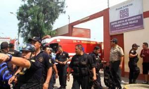 Περού: Πέντε νεκροί από πυρκαγιά σε φυλακή για ανήλικους (video)