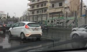 Κυκλοφορικό έμφραγμα στους δρόμους της Αθήνας – Ποια σημεία να αποφύγετε (pics+vid)