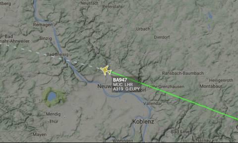 Τρόμος στον αέρα: Σήμα κινδύνου σε πτήση της British Airways