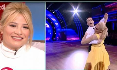 Εκτός η Χριστίνα Λαμπίρη από το Dancing with the stars - Τι έγινε;