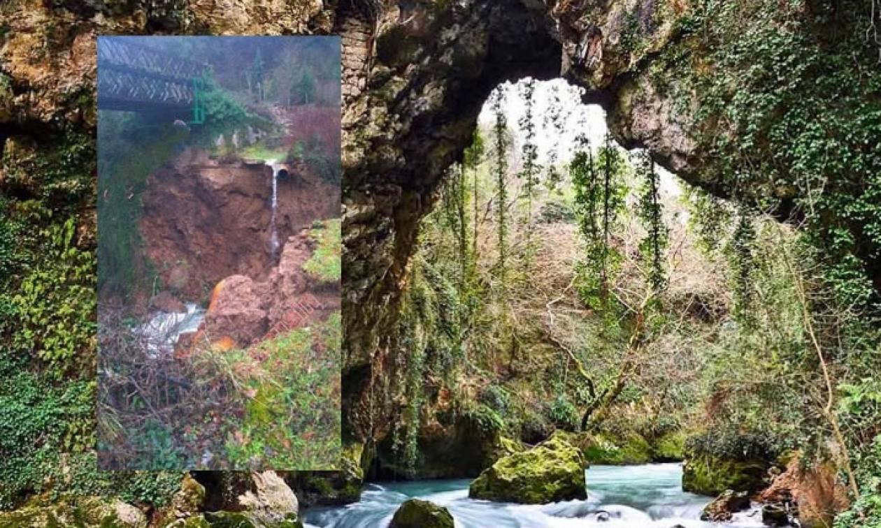 Γιάννενα: Το Θεογέφυρο έπεσε μόνο του ή από ανθρώπινη παρέμβαση και αδιαφορία;