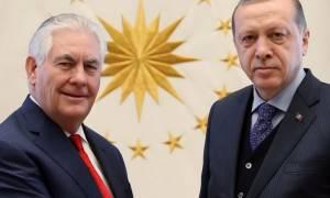 ΗΠΑ: Τίλερσον και Ερντογάν είχαν μια «παραγωγική συζήτηση»