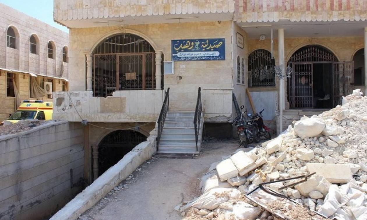 Συρία: Επτά νοσοκομεία βομβαρδίστηκαν μέσα σε δύο εβδομάδες στην επαρχία Ιντλίμπ