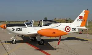 Πτώση τουρκικού πολεμικού αεροσκάφους - Δύο νεκροί