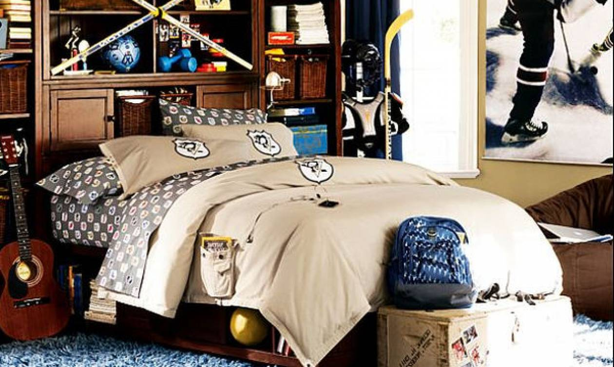 a7714cd68612 Υπέροχες ιδέες για να διακοσμήσετε το εφηβικό δωμάτιο - Newsbomb