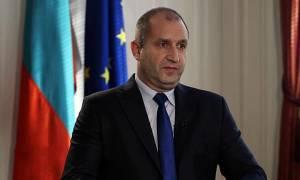 Σκοπιανό - Αυστηρό μήνυμα Ράντεφ: «Όχι» σε όνομα με γεωγραφικό προσδιορισμό
