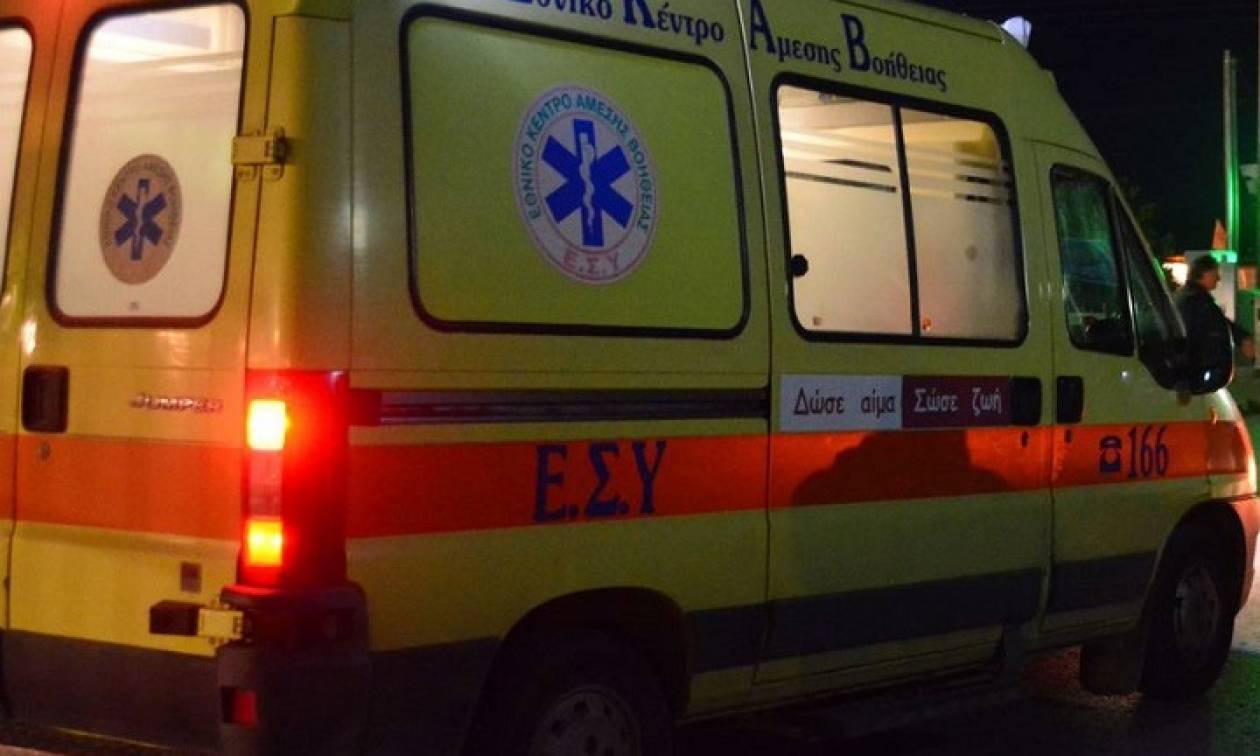 Σοκ στη Βέροια: 19χρονος μαχαίρωσε τον 15χρονο αδερφό του στο λαιμό