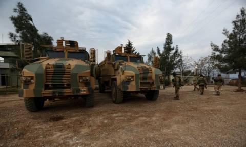 Συριακό Παρατηρητήριο: Ο τουρκικός στρατός φέρεται να εξαπέλυσε επίθεση με δηλητηριώδες αέριο