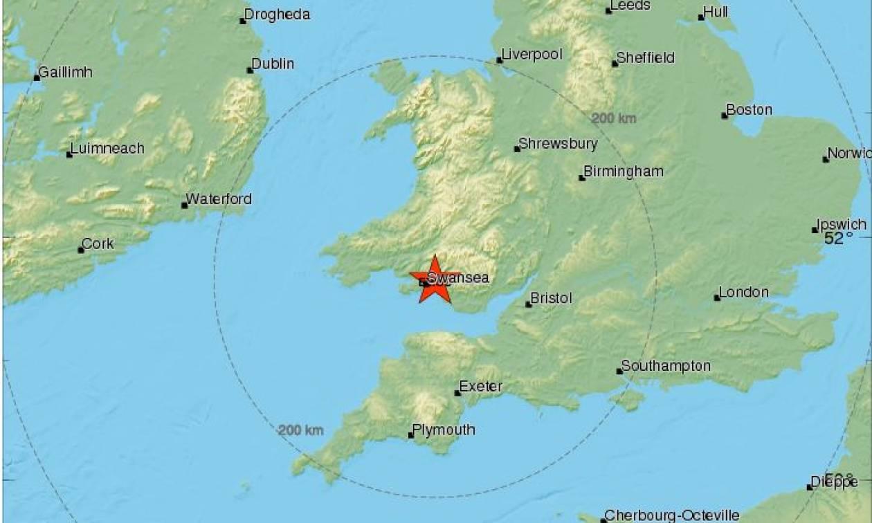 Σπάνιο φαινόμενο: Σεισμός 4,7 Ρίχτερ στη Βρετανία - «Πάγωσαν» οι Βρετανοί