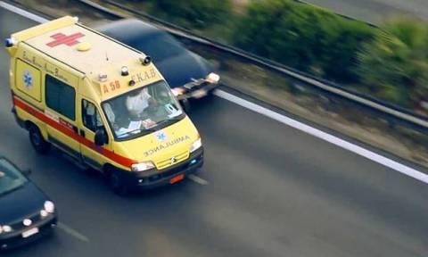 Φρικτό τροχαίο στην Κρήτη: Αυτοκίνητο έπεσε σε γκρεμό – Δύο τραυματίες (ΠΡΟΣΟΧΗ – ΣΚΛΗΡΕΣ ΕΙΚΟΝΕΣ)