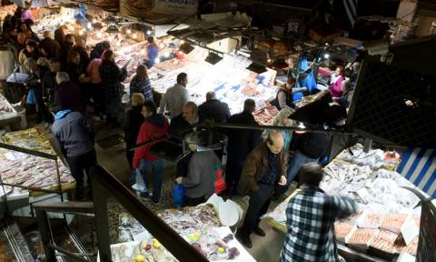 Καθαρά Δευτέρα - Πώς θα λειτουργήσει η Βαρβάκειος και η Αγορά του Ρέντη