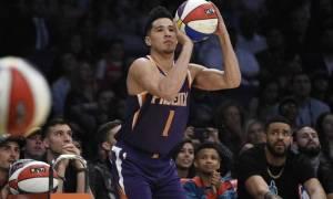 NBA: Ο Μπούκερ ο νέος «μπόμπερ» με ρεκόρ! (video)