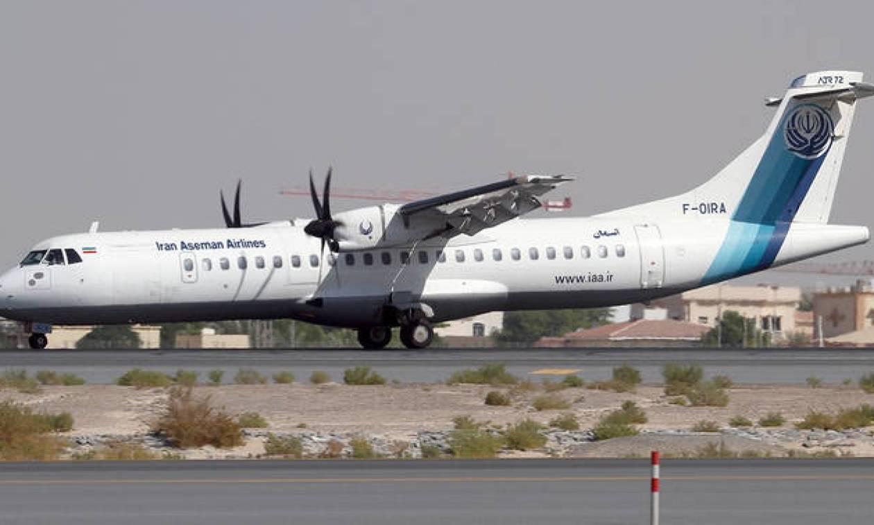 Θρίλερ με το αεροπλάνο που συνετρίβη στο Ιράν