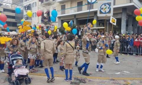 Η Πάτρα απέδειξε και φέτος ότι είναι η πρωτεύουσα του Καρναβαλιού - Μαγικές εικόνες από την παρέλαση