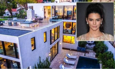 Kendall Jenner: Δείτε τη χλιδάτη έπαυλη που αγόρασε από την Emily Blunt (pics)