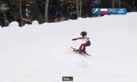 Απίστευτο βίντεο: Πώς θα ήταν αν οι χειμερινοί Ολυμπιακοί Αγώνες ήταν με παιδιά