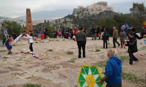 Είστε στην Αθήνα; Κούλουμα στον λόφο του Φιλοπάππου