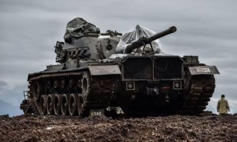 Ραγδαίες εξελίξεις: Στη μάχη κατά των Τούρκων στην Αφρίν ρίχνεται και ο στρατός του Άσαντ