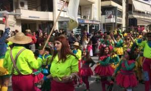 Καρναβάλι Ρεθύμνου: Η μεγάλη παρέλαση και το ατελείωτο γλέντι (photos)