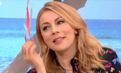 Σμαράγδα Καρύδη: «Θύμωσα πολύ και το θεώρησα άδικο έκανα μήνυση και την κέρδισα»