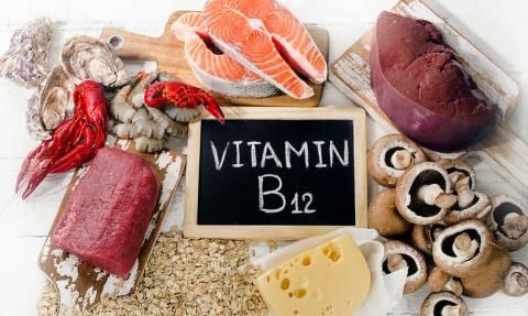 Η πολύτιμη βιταμίνη Β12 για κάθε ηλικία
