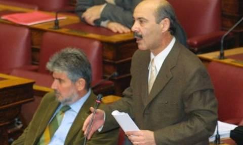 Θλίψη: Πέθανε πρώην βουλευτής και υφυπουργός του ΠΑΣΟΚ