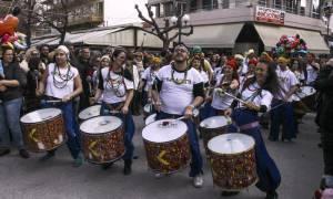 Με το τολμηρό… «μπουρανί» ολοκληρώθηκαν οι αποκριάτικες εκδηλώσεις στον Τύρναβο
