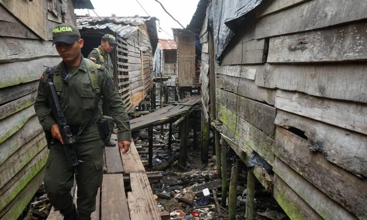 ΟΗΕ: Το οργανωμένο έγκλημα εκτόπισε πάνω από 800 ανθρώπους μέσα σε έναν μήνα στην Κολομβία