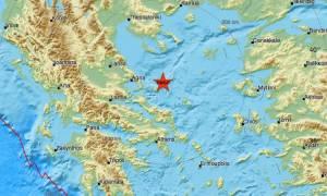 Σεισμός Αλόννησος: Μεγαλύτερο το μέγεθος της δόνησης σύμφωνα με το Γεωδυναμικό Ινστιτούτο
