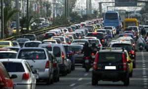 ΤΩΡΑ: Κυκλοφοριακό έμφραγμα στην Αθήνα - Δείτε ποιοι δρόμοι είναι μποτιλιαρισμένοι