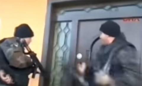 Τούρκοι κομάντο για… κλάματα, δεν μπορούσαν να ανοίξουν την πόρτα (video)