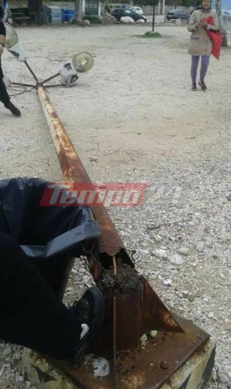 Πάτρα: Παραλίγο να θρηνήσουν θύματα στο πέταγμα του χαρταετού (pics)