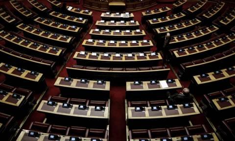 Novartis - Προανακριτική: Δέκα κάλπες αποφάσισε η διάσκεψη των Προέδρων της Βουλής