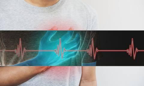 Θάνατος από αιφνίδια καρδιακή ανακοπή: Οι βασικοί παράγοντες κινδύνου