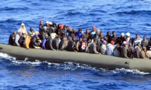 Ιταλία: Γέννησε κατά τη διάρκεια της διάσωσής της