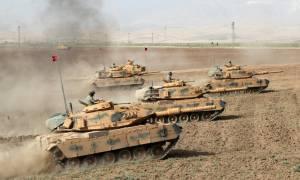 Δραματικές εξελίξεις: Η Τουρκία βομβαρδίζει το συριακό στρατό στο Αφρίν