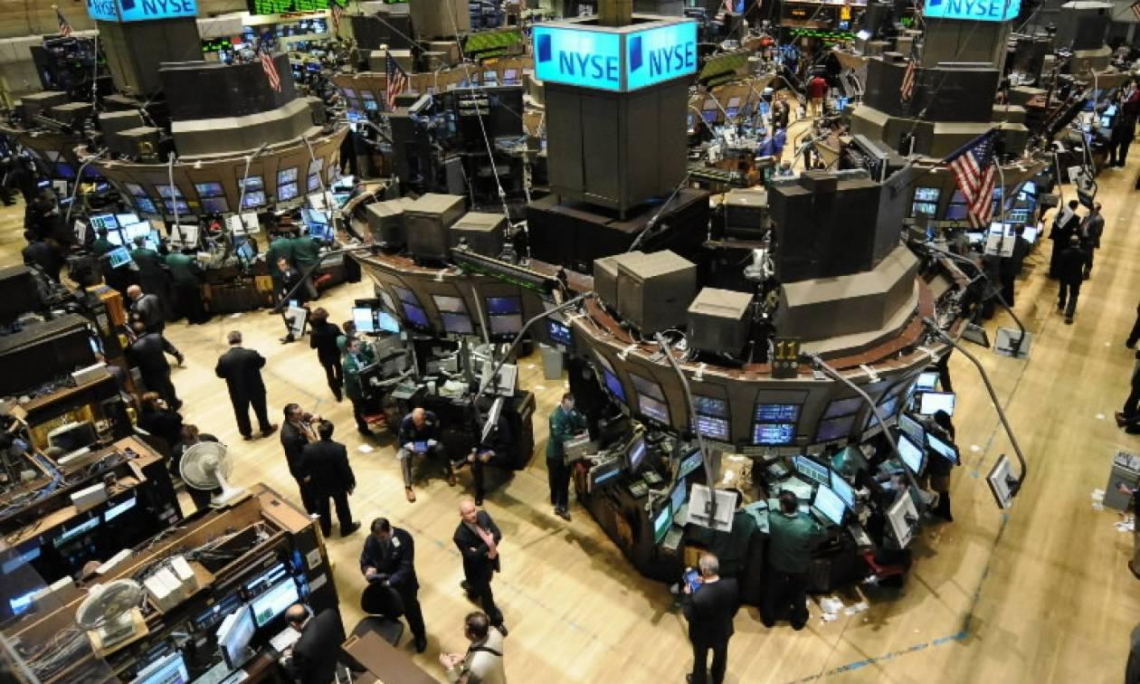 Wall Street: Τέλος στο εξαήμερο ανοδικό σερί του Dow Jones