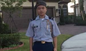 Συγκίνηση: Το Γουέστ Πόιντ δέχθηκε μετά θάνατον ήρωα μαθητή που πέθανε σώζοντας άλλους στη Φλόριντα