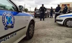 Φλώρινα: Αστυνομικό μπλόκο σε μεγάλη ποσότητα κάνναβης (pics)