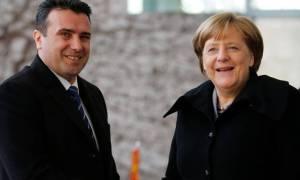 Μέρκελ: Πιο κοντά από ποτέ στη λύση για το Σκοπιανό