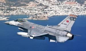 «Φωτιά» στο Αιγαίο – Τουρκικά μαχητικά πέταξαν τέσσερις φορές πάνω από ελληνικά νησιά