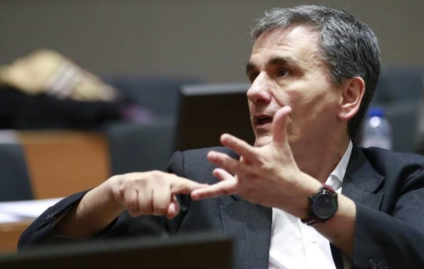 Τσακαλώτος: «Η Ελλάδα έχει οικοδομήσει σημαντική αξιοπιστία τα τελευταία 2,5 χρόνια»