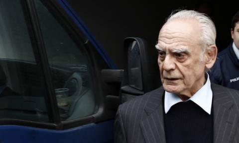 Στο νοσοκομείο των φυλακών Κορυδαλλού ο Άκης Τσοχατζόπουλος