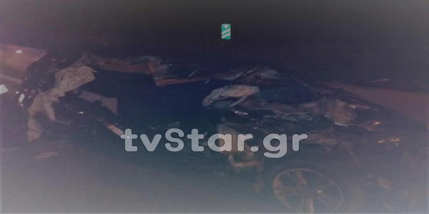 Φθιώτιδα: Εικόνες ΣΟΚ από το θανατηφόρο τροχαίο στο Μαρτίνο