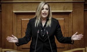 Γεννηματά: Η ελληνική Φαρμακοβιομηχανία πλήττεται από τις αθέμιτες πρακτικές πολυεθνικών
