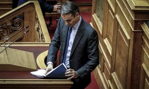 Novartis - Μητσοτάκης: Θα «τελειώσετε» με εκλογές κ. Τσίπρα - Με μία κάλπη κι όχι με δέκα